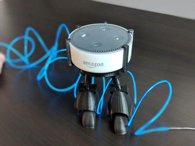 Put Legs on Your Smart Speaker