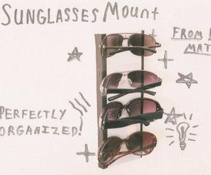 Sunglasses Mount