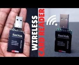 Wireless SD Card Reader [ESP8266]