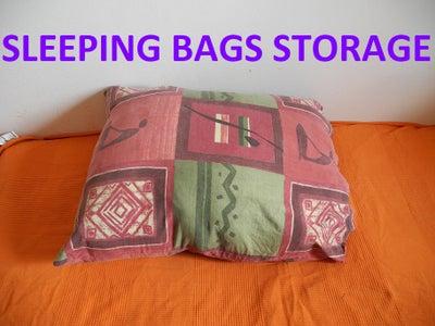 Pillow & Storage