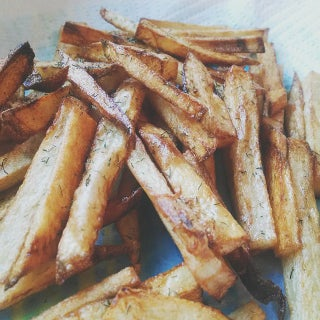 Homemade French Fries - Tasty and EASY!