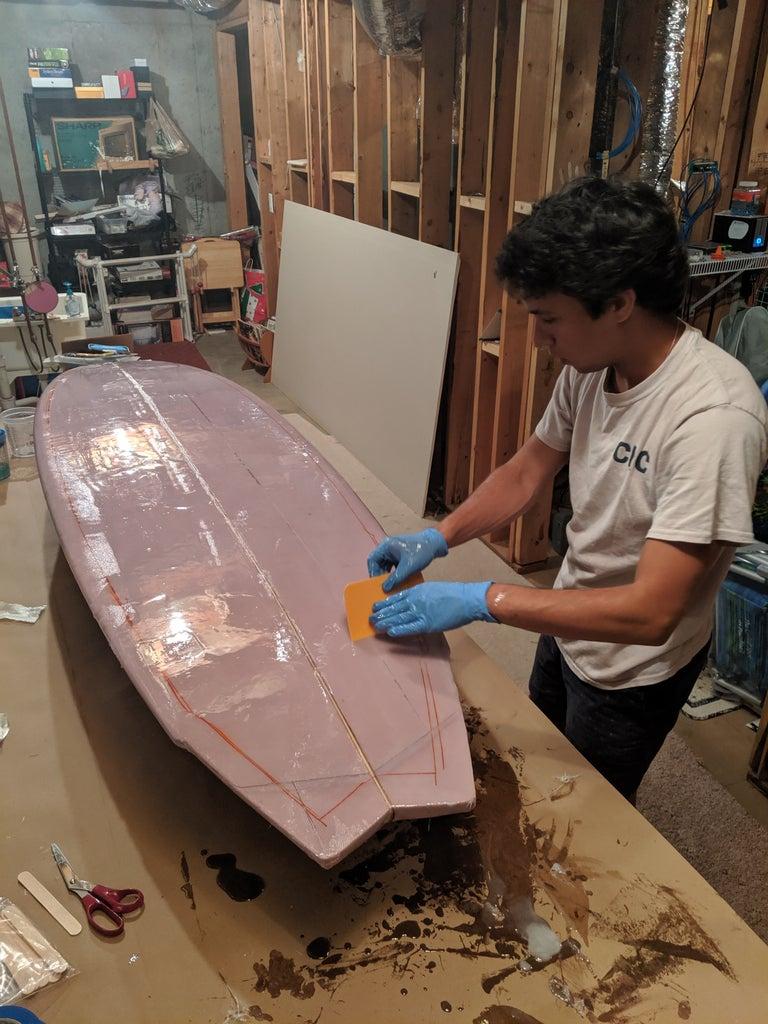 Fiberglassing Your Board