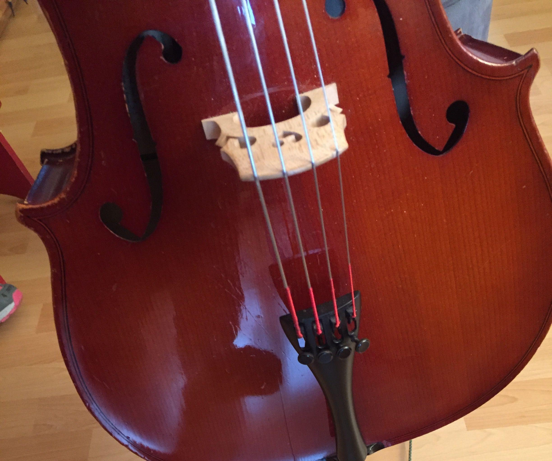 Cello Endpin Stopper / Anchor