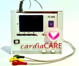 CardiaCARE - Cardiac Rehab Fall Detector/ECG Case