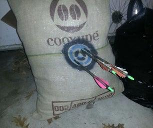 $1 archery target!!