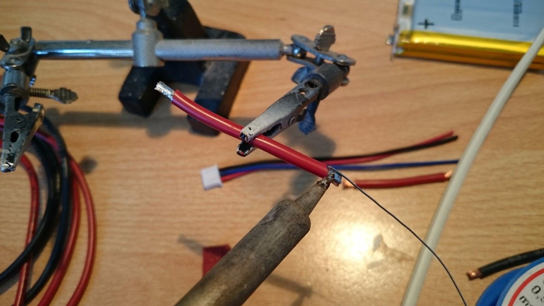 Prepare the Cables