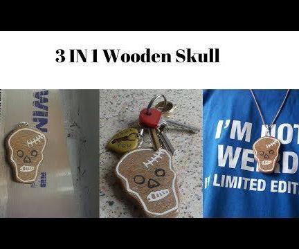 Skull 3 in 1