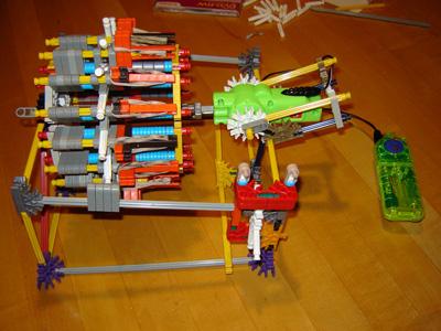 Knex Gatling Gun