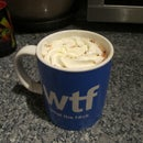 Super Easy 5 Min Hot Chocolate made with Real Chocolate