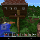 Minecraft treehouse for a family to live in