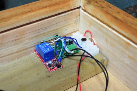 Modding the Remote Receiver