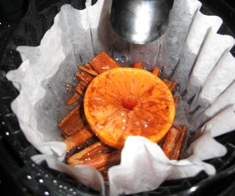 Charlie's Coffeemaker Wassail