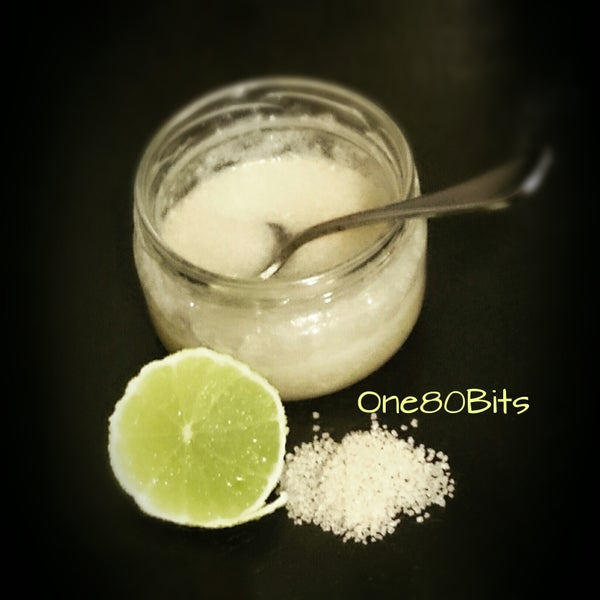Face & Body Scrub - Lime in the Coconut