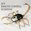 How to Make Remote Control Scorpion