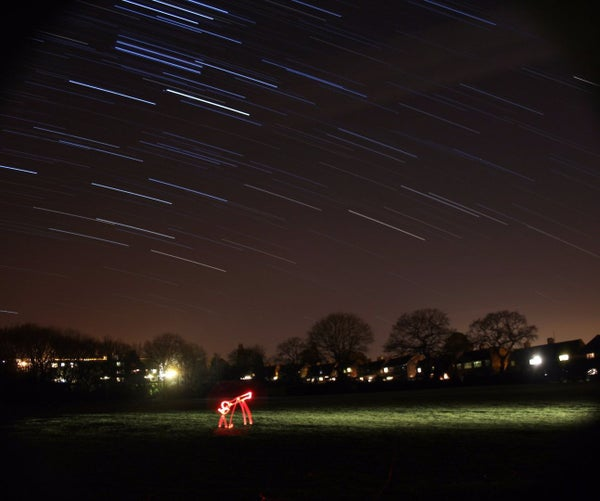 How to Take Startrail Photographs