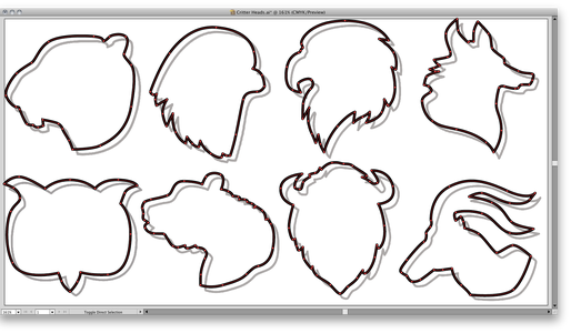 Draw Outlines