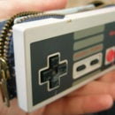 no sew Nes controller Wallet