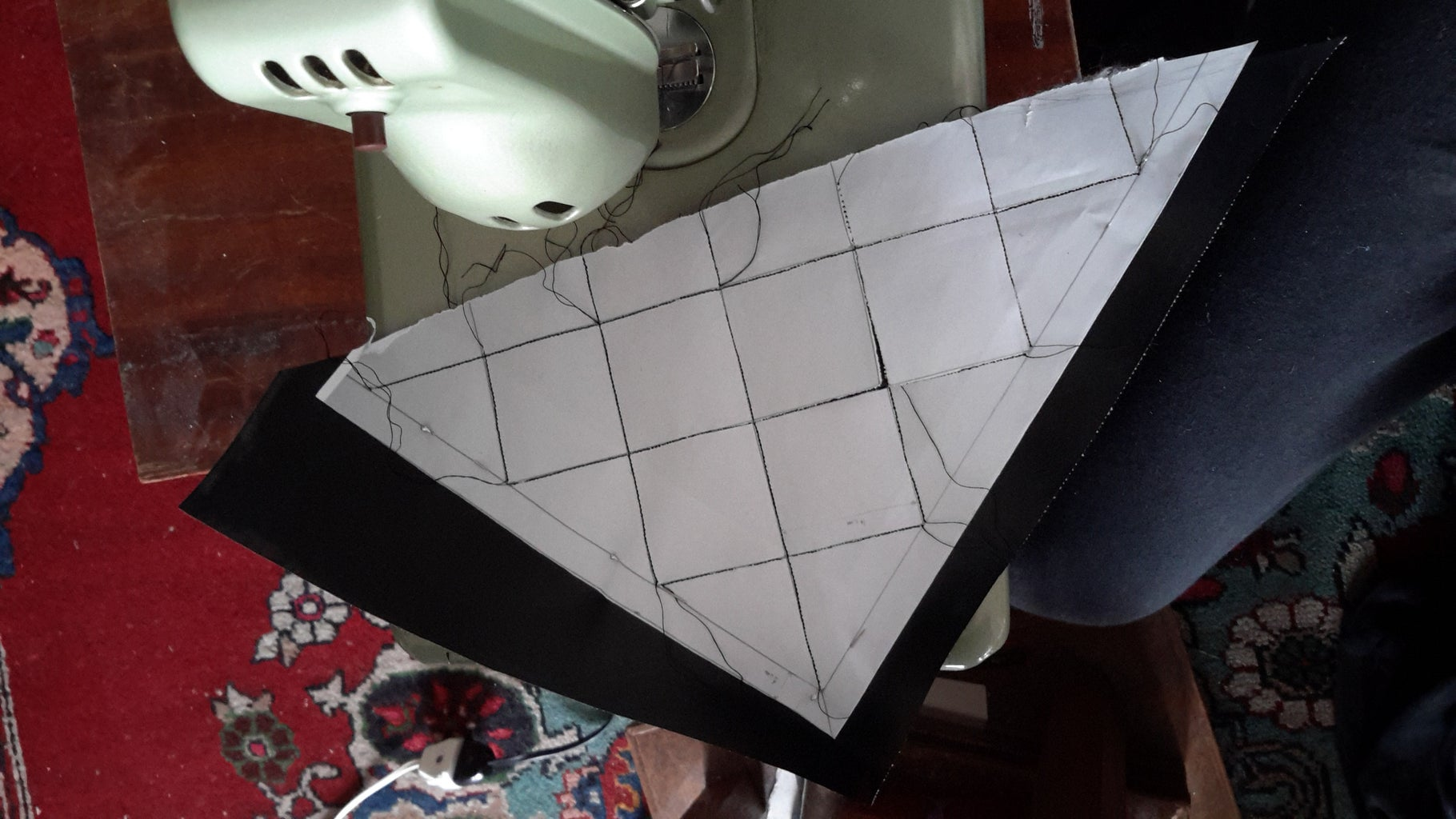 Collar and Quilting
