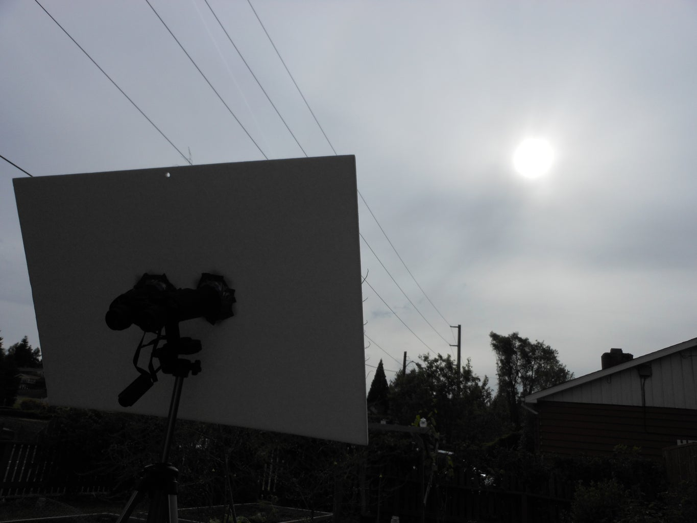 How to View a Solar Eclipse, Sunspots, or the Transit of Venus!