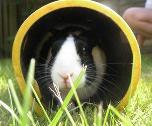 Rabbit Toys - Homemade Rabbit Toy 3