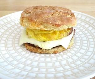 蓬松的gf cheddar饼干与扩展!