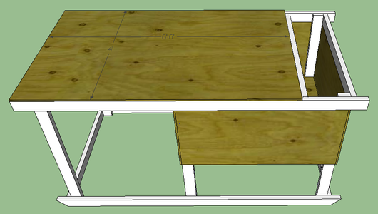 Attach Roof Panel