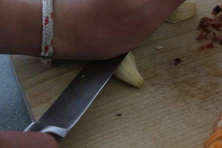 Prepare Garlic