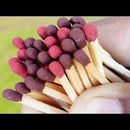 Latest 4 Awesome Ideas With Matchstick - You've Never Seen Before