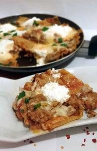 20 Minute Lasagna / Skillet Lasagna