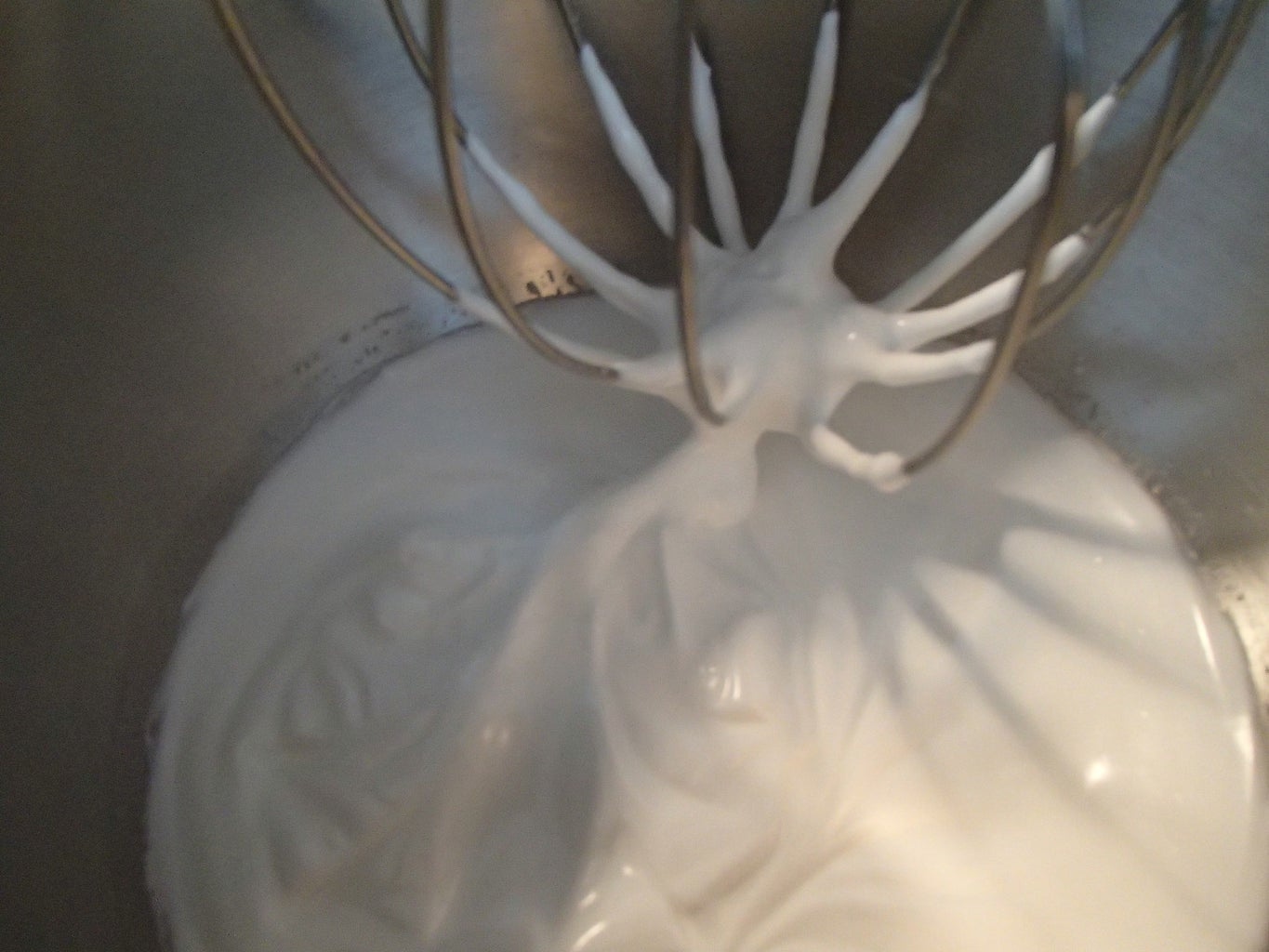 Get Your Ingredients and Make the Meringue
