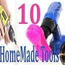 10 herramientas caseras usando un taladro Life Hacks