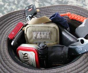 Wearable Survival Kit -- Hat