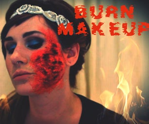 Burn Makeup