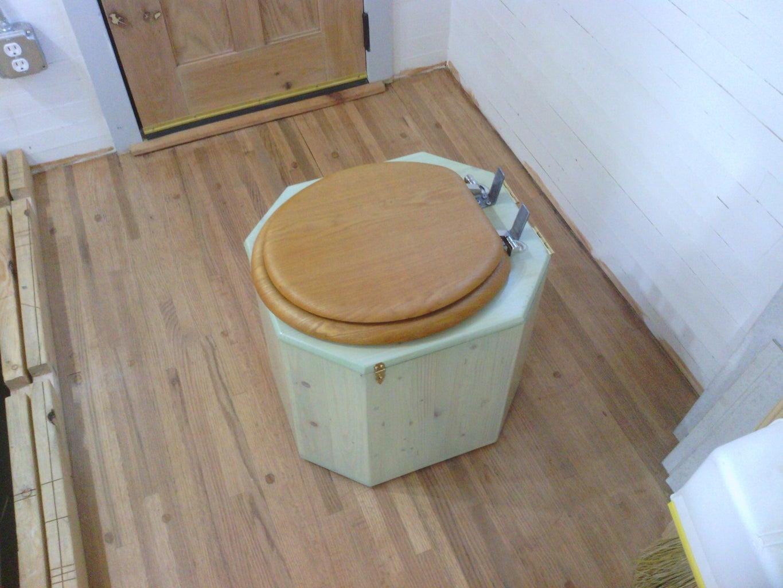 My Composting Toilet