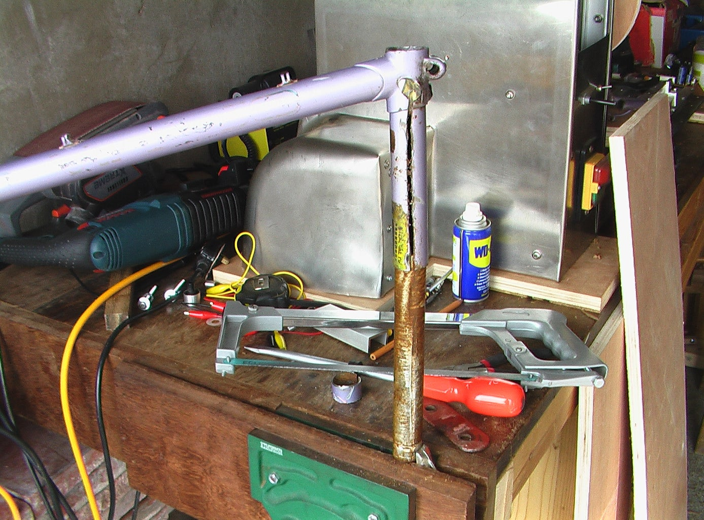 The Tool Rest