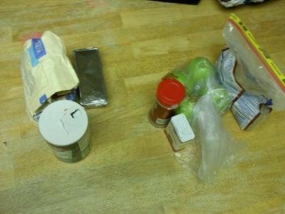 Step 1: Gather Ingredients