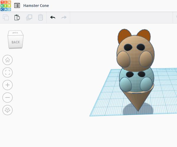 Hamster Cone (Mashups)