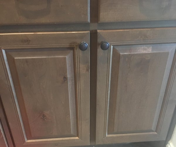 Making Cabinet Shelves Accessible