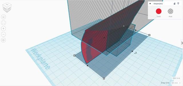 Impeller Blade Design