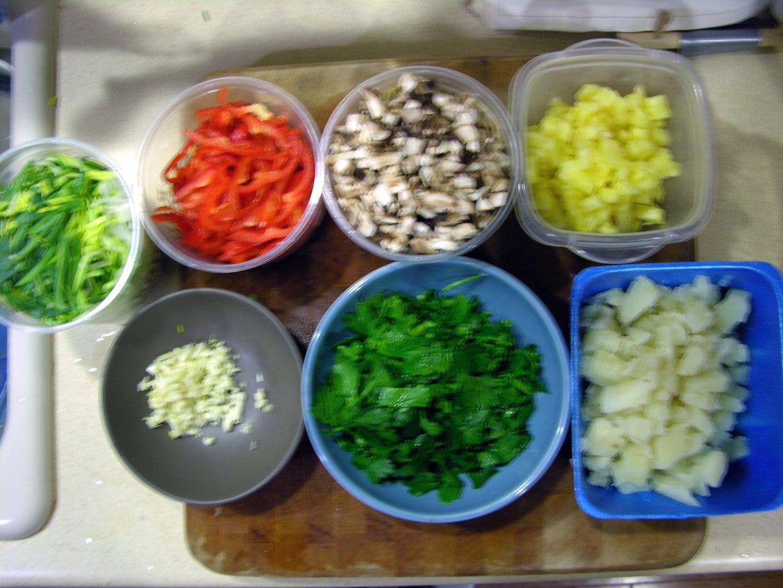 Fun Part: Prepare the Remaining Ingredients