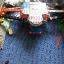 Lego Kylo Ren's Tie Silencer
