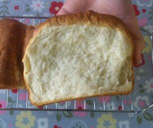 Soft Milk Bread - Easy No Mixer Recipe