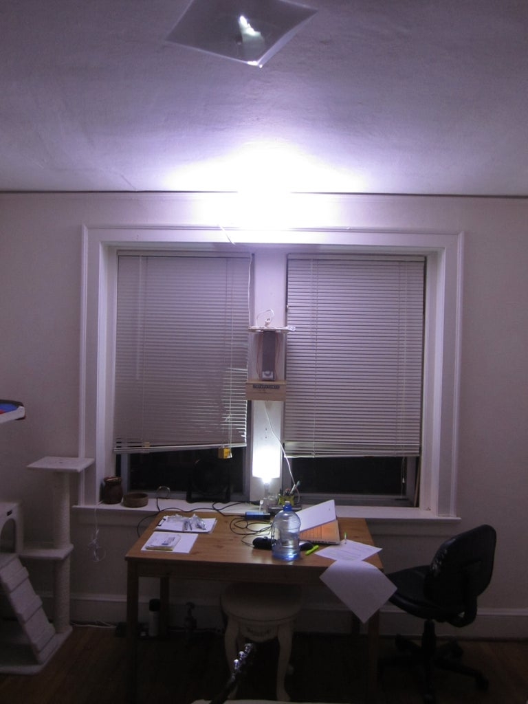 13W LED Wake Up Light, My Version