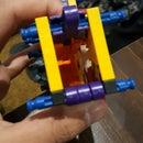 Knex mag release mechanism (V1)
