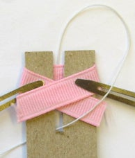 5. Thread Elastic Thread As Shown