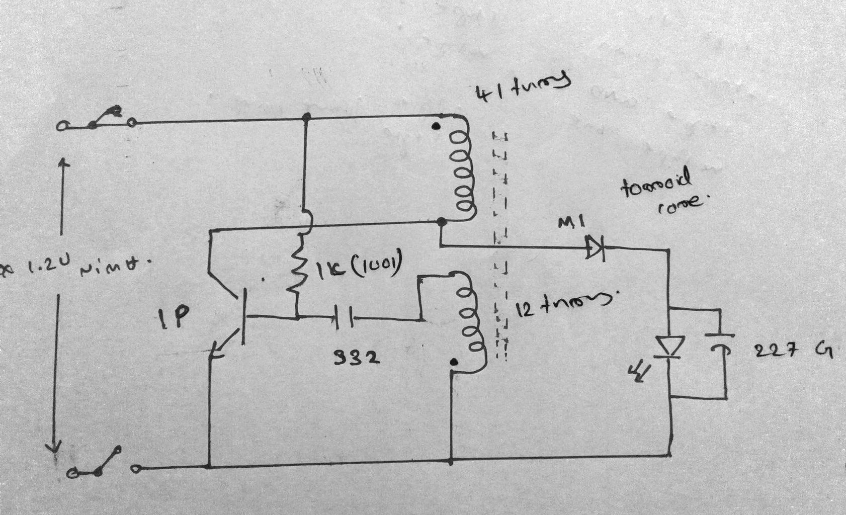 Full Plan & Circuit Diagram