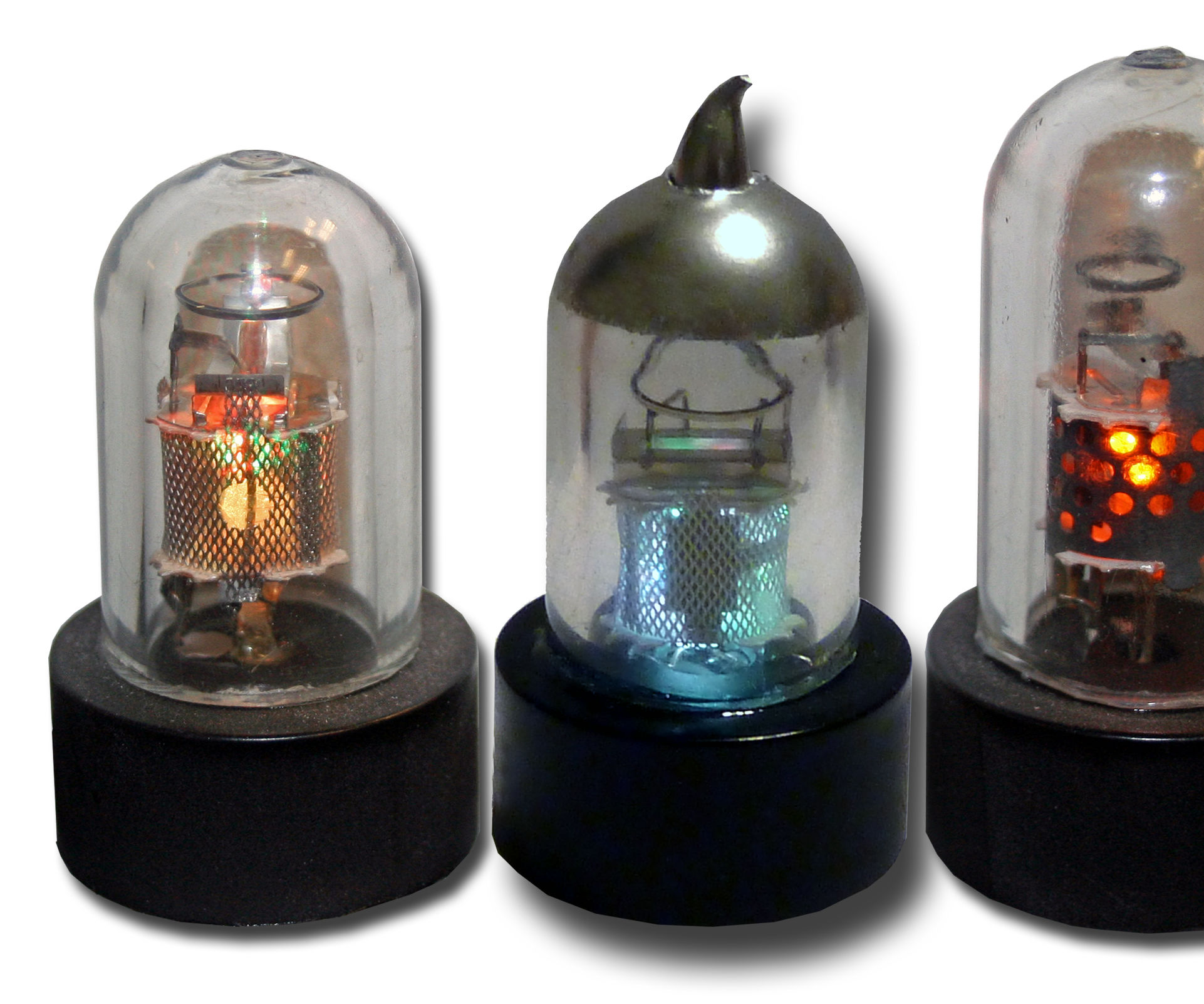"""LED """"Vacuum"""" Tubes"""