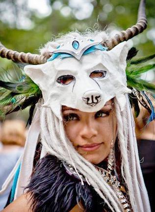 Wolf Goddess