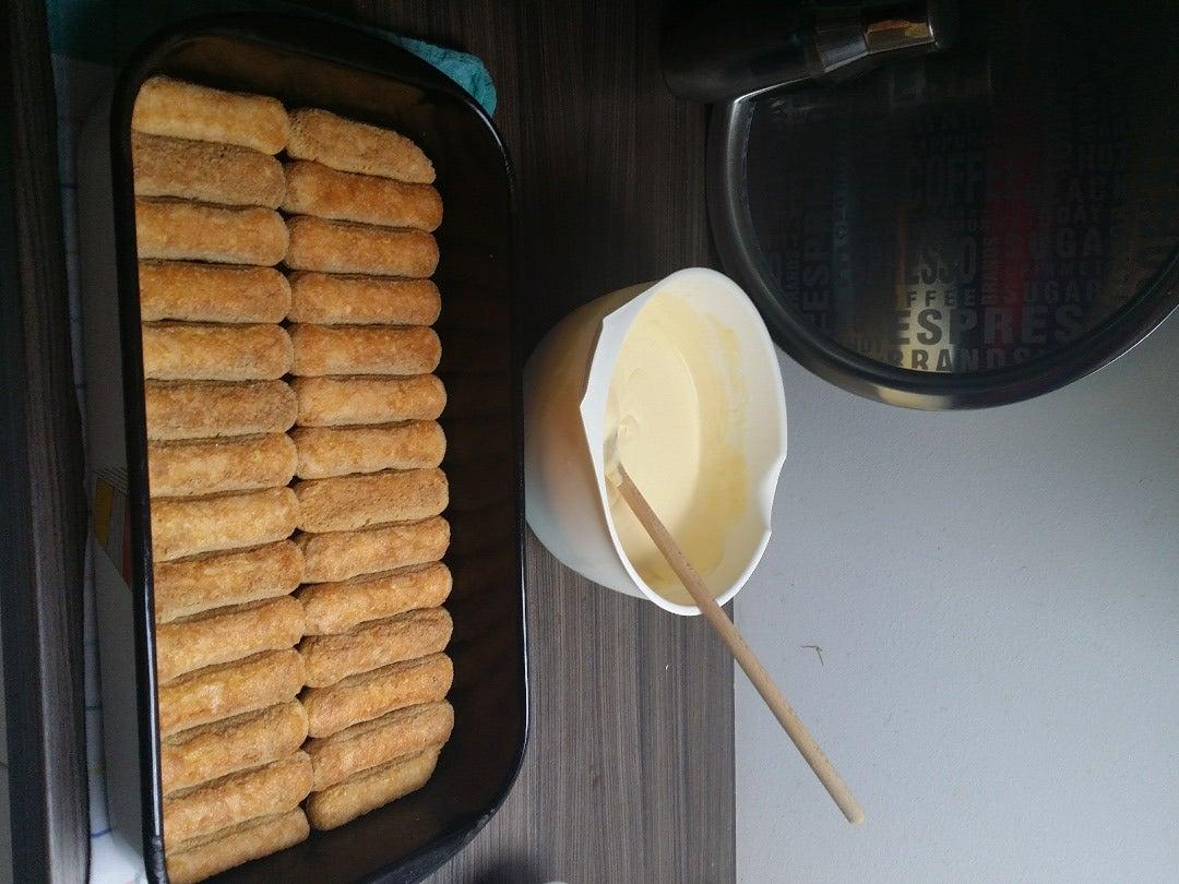 Preparing Tiramisu to Make It Really Good