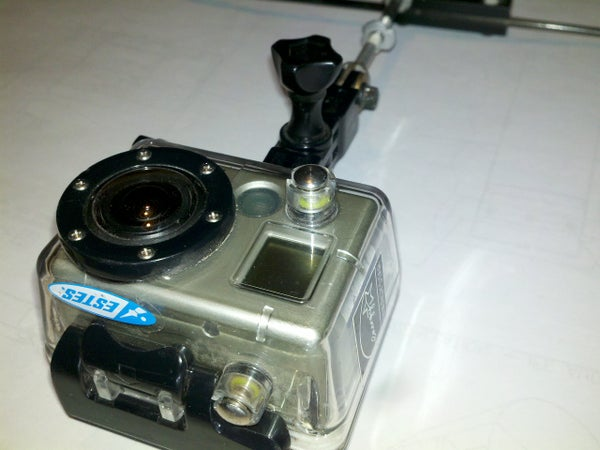 ( Smooth-Ride ) Frictionless GoPro Zip Line Rig. Guide.